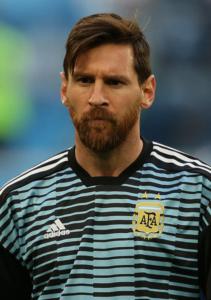 Fussballschuhe von Lionel Messi 2019 2020