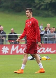 Robert Lewandowski Fußballschuhe